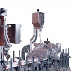 Aluminium and PVC Profile Wrapping Machine WLTLM300WS