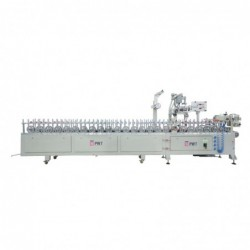Pur Hotmelt Glue Profile Wrapping Machine With Detachable Body WLTLM300P