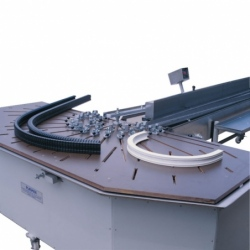 Moulds for Glycerine Manual PVC Profile Bending Machine