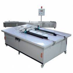 Hot Air Profile Bending Machine for PVC and Aluminium